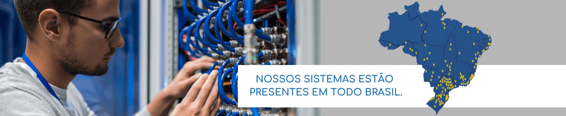 Del Grande possui Sistema por todo Brasil